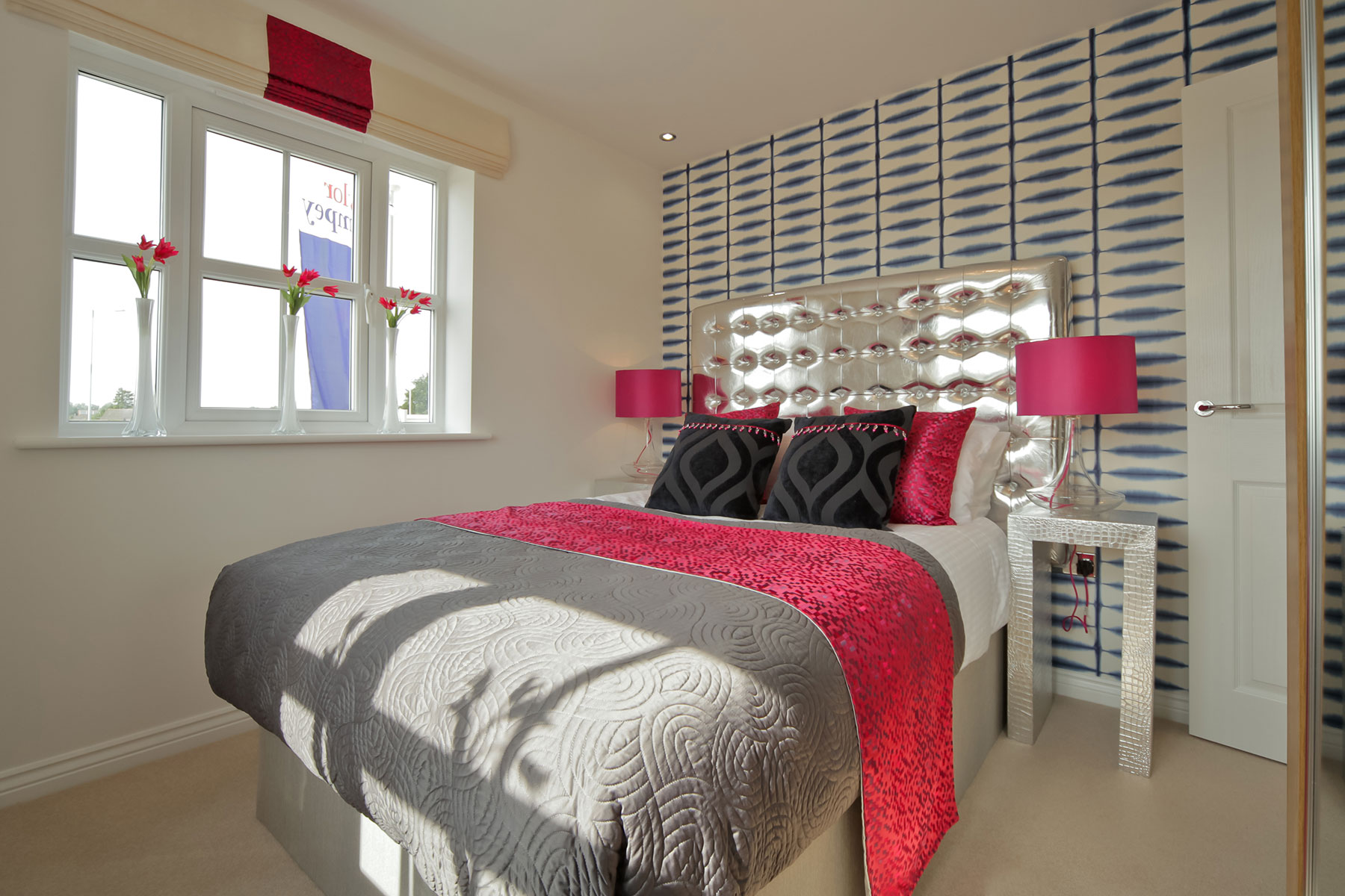 Rackenford Meadow Easdale example bedroom