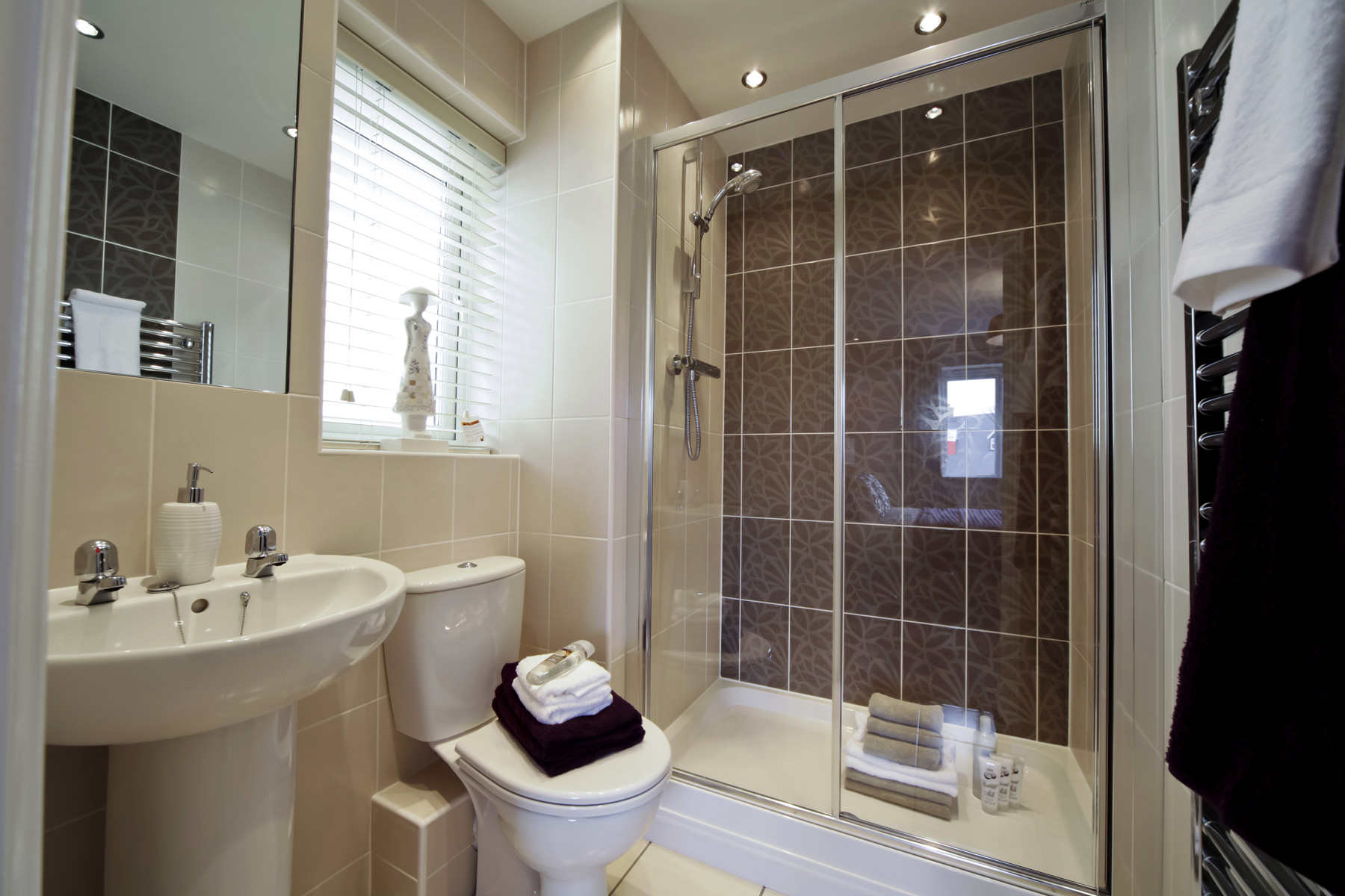 Typical Taylor Wimpey Home - En Suite