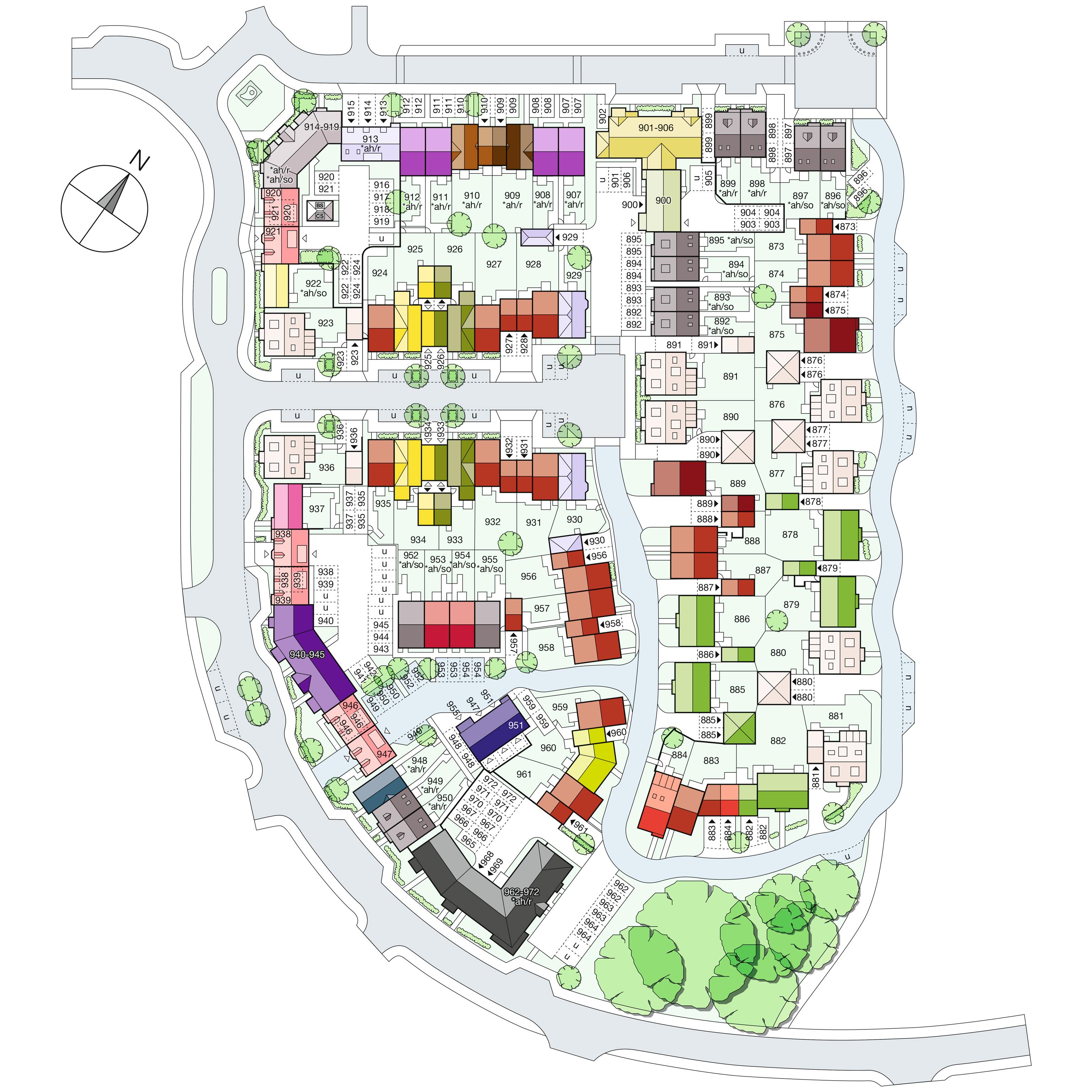 Oaklands_at_Crookham_Park_Siteplan_3