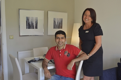 Taylor Wimpey - Daniyal Shah at The Sidings