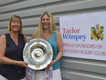 TWSC - Sponsorship deal gives a boost to rugby club