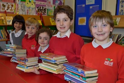 TWSC - Wellington Park - Mill Hill Primary School World Book Day - web