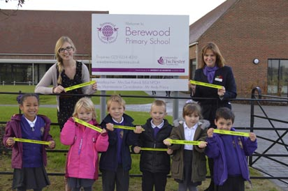 Taylor Wimpey - Walk to School - Berewood Primary School - web