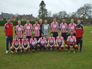 WEB TWSC - Colden Common FC Sponsorship - JAN17