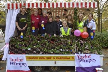 WEB Taylor Wimpey - Oak Park - Liphook Carnival Sponsorship Image