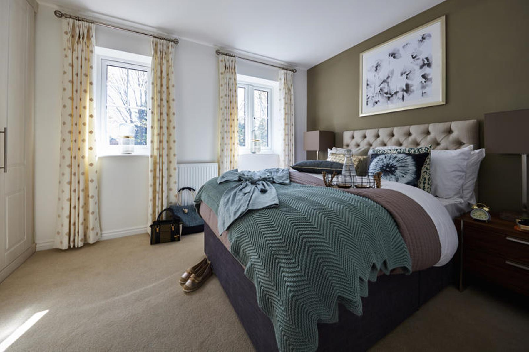 The Redwood Canford Bedroom 1