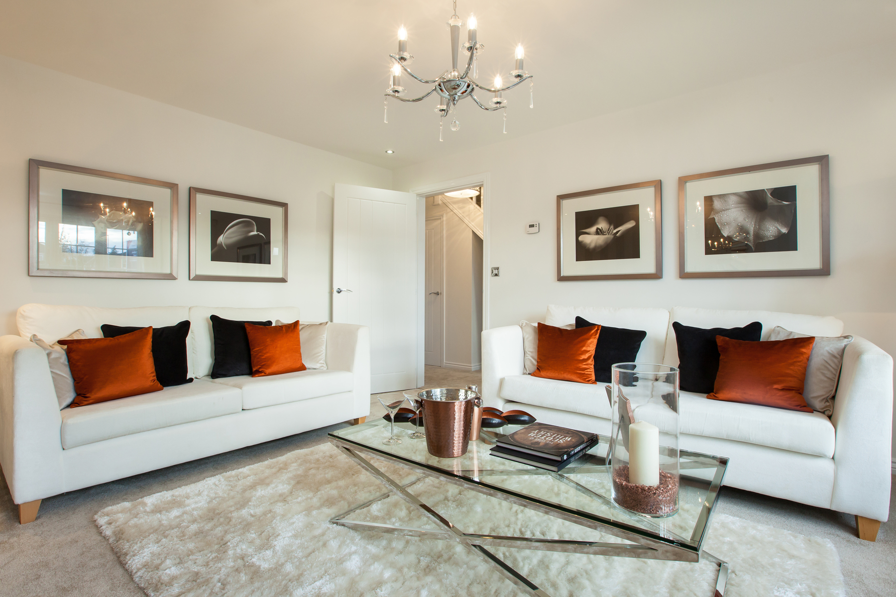 Midford - Colliers Court - Living Room