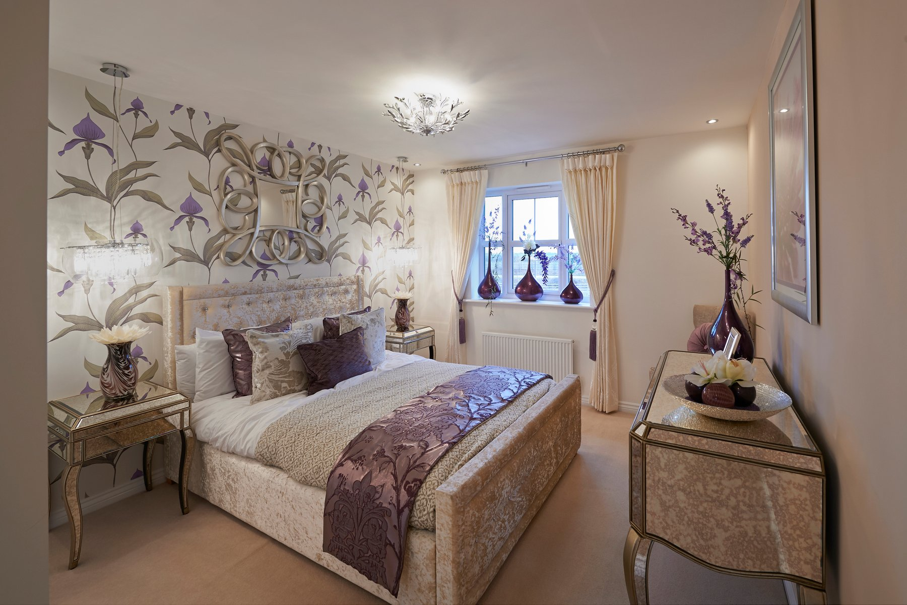 East Anglia - Wilton - Master Bedroom