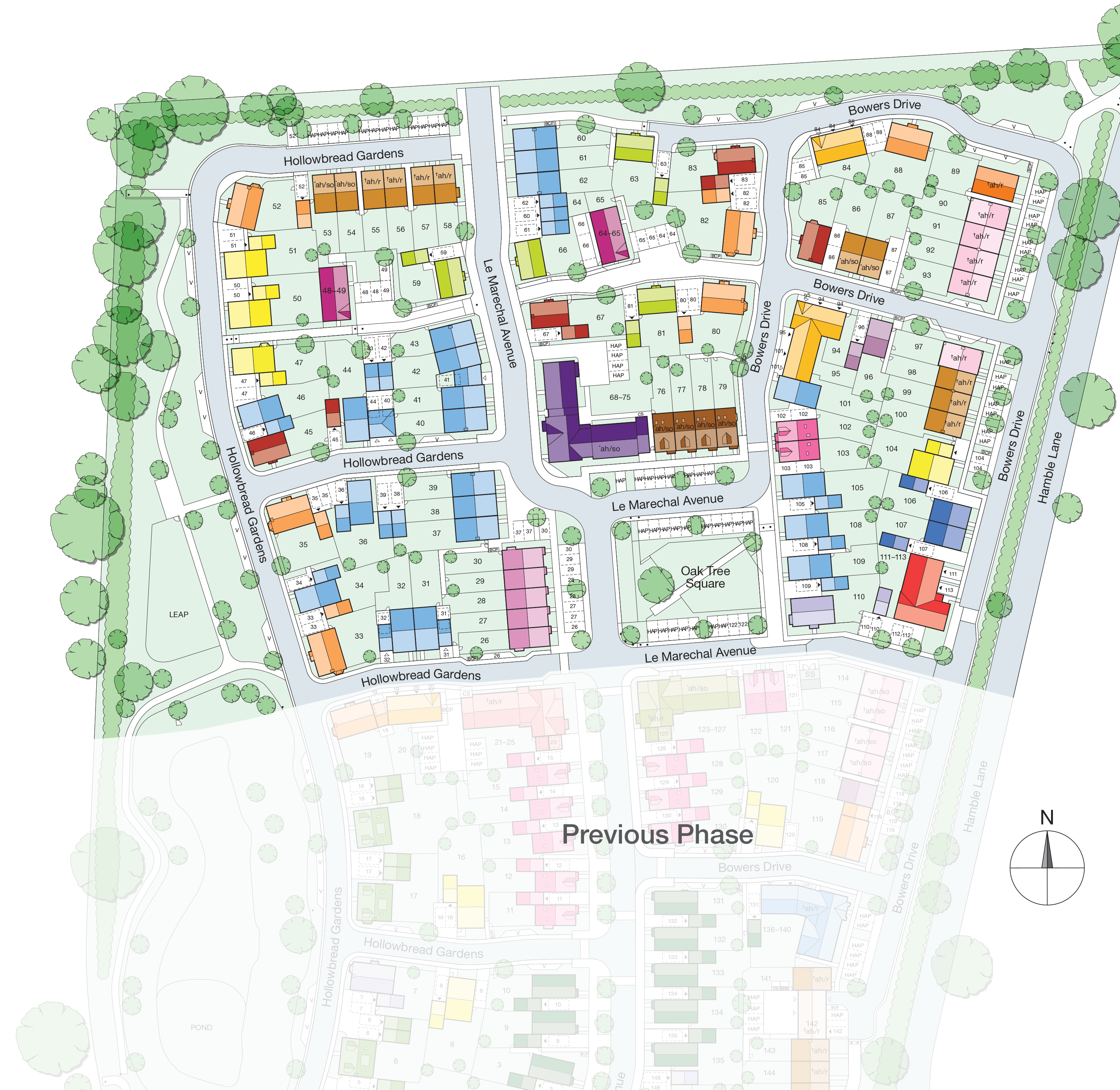 Kingfisher-Grange-Siteplan_Phase 2