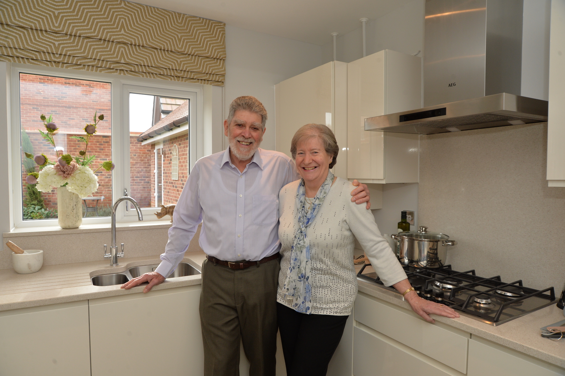 Mr David Knights and Mrs Eileen Knights - Bramley View 4