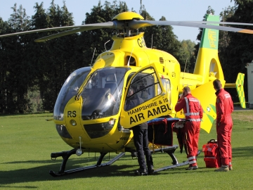 1013P - TWWL - Hampshire Air Ambulance Donation