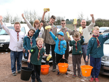 NEWS - TWWL - Orchard Rise - Scouts