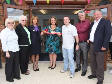 Taylor Wimpey - The Parks Community Centre Opening - website