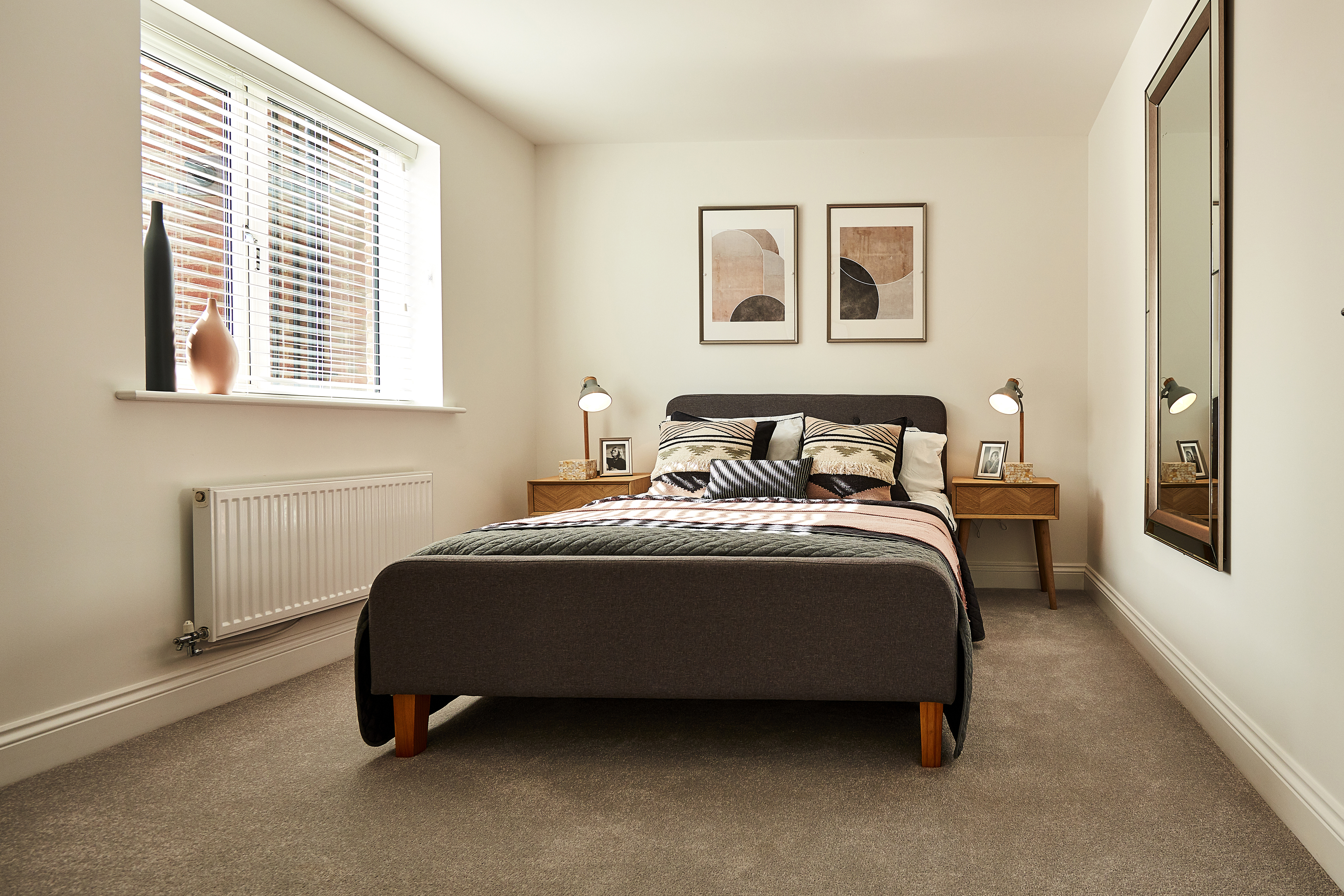 TW WL Croft Garden_Spencers Wood_plot 665 _2 bed apartment_Bedroom