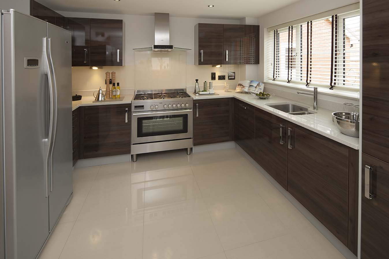 11 Plot 1 Kitchen
