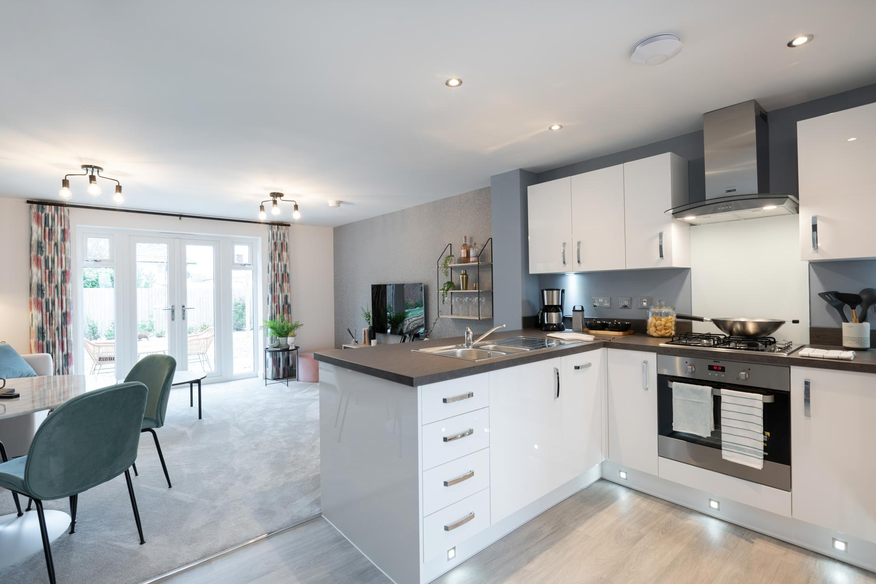 TW WL_Green Lane Meadows_Ashenford_Kitchen 1