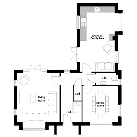 TWWL_Pine Trees_PH3_Floorplans_The Oakford_GF_WEB