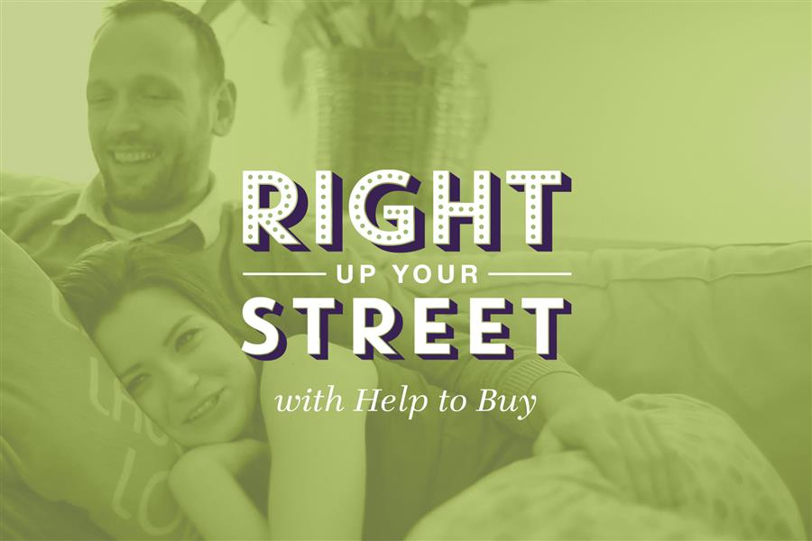 All Sites - Right Up Your Street HTB Graphic