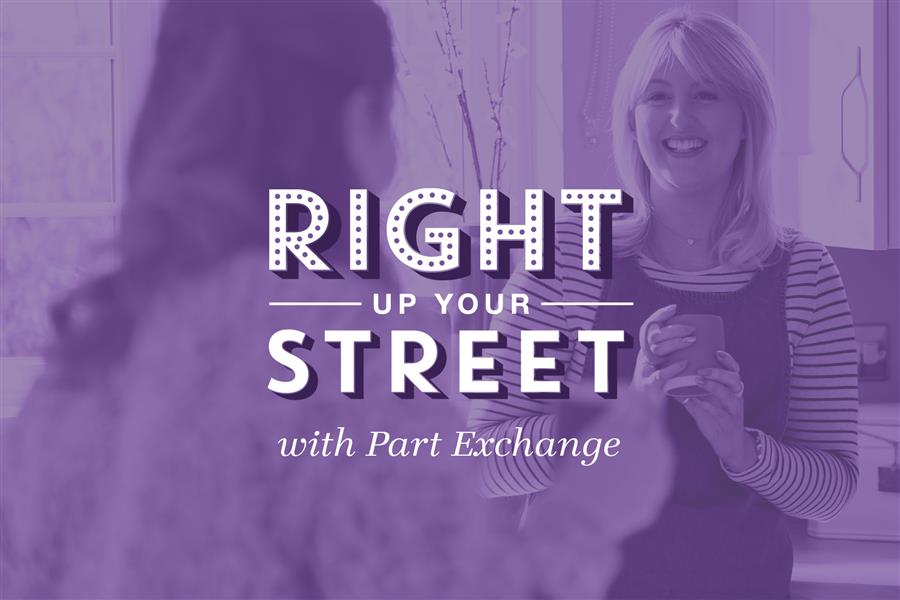 All Sites - Right Up Your Street PX Graphic