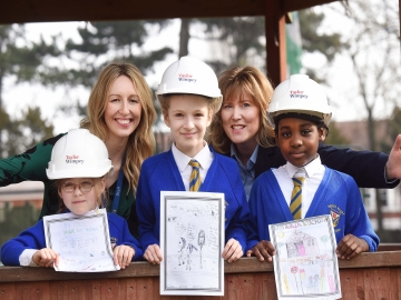 WM - Taylor Wimpey - Sacred Heart Catholic School - Poster Comp