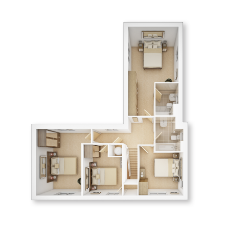 Taylor-Wimpey-Clifford-first-floor-plan-3D