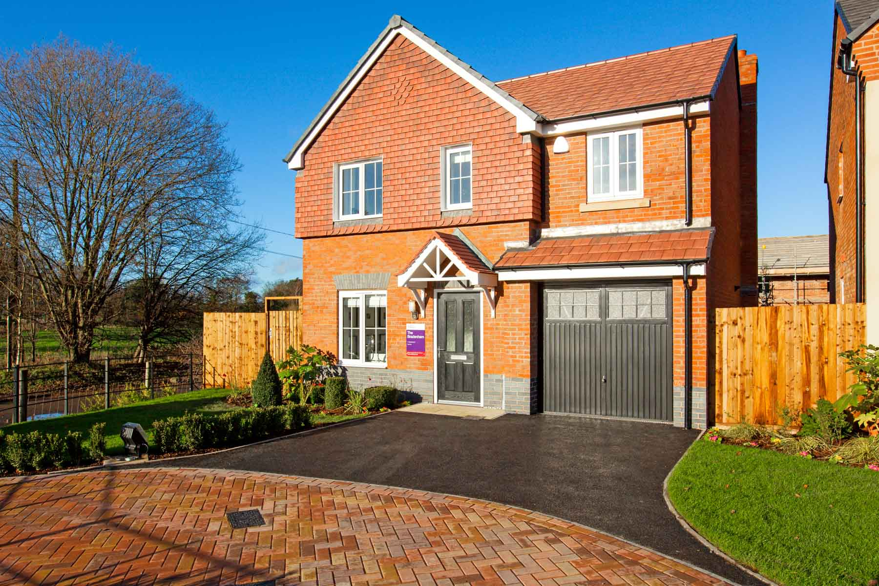 Bradenham Showhome at Sutton Grange