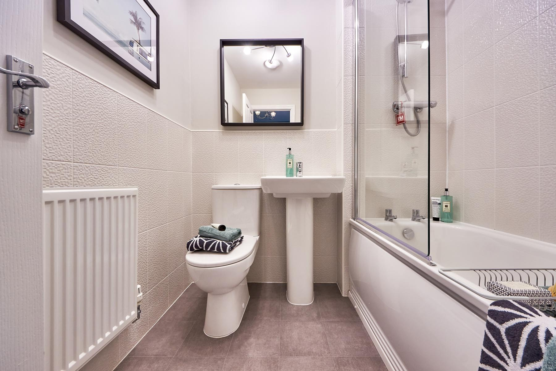 Fallows heath Appleford - main bathroom -