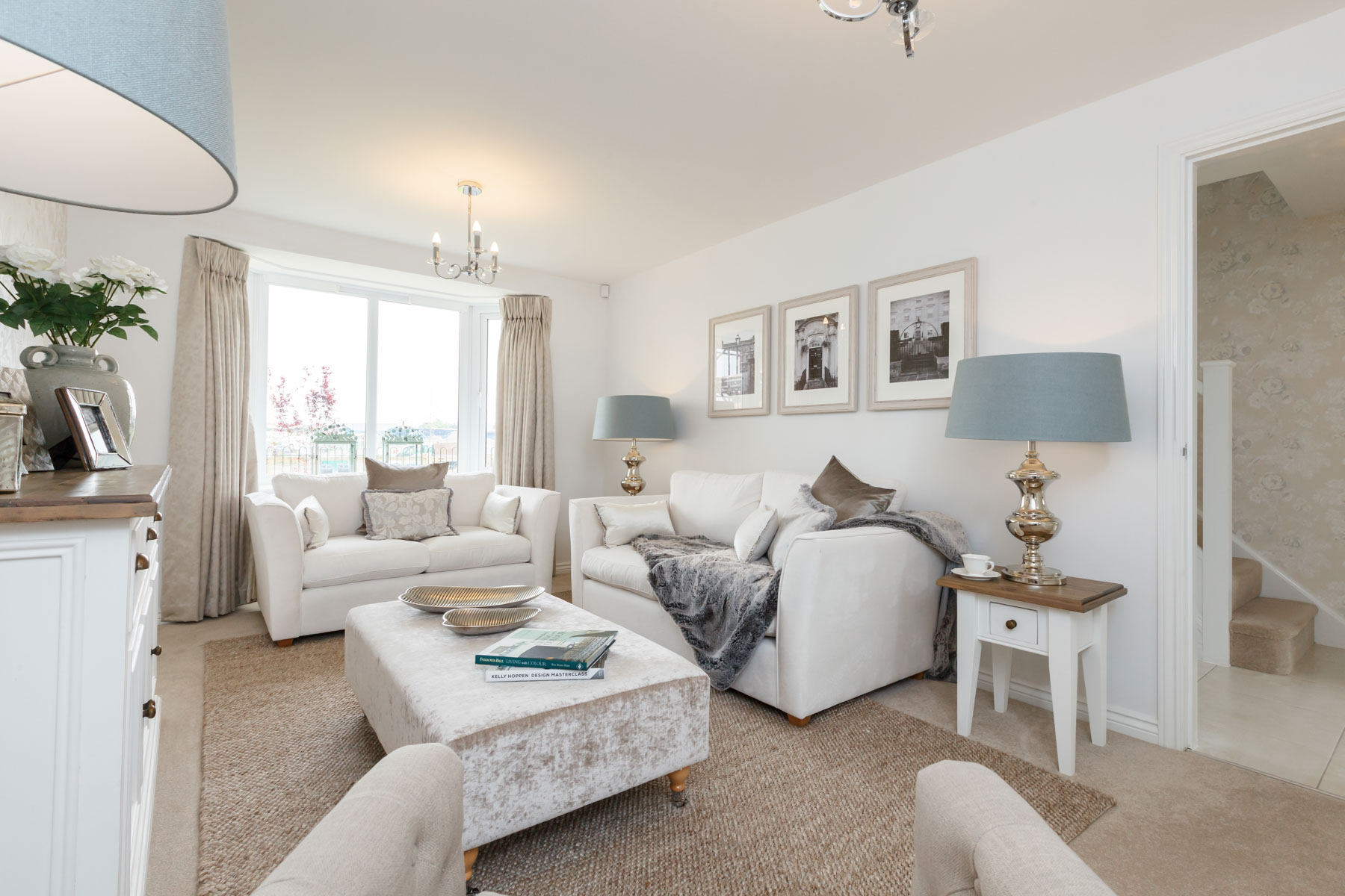 Burntwood Manor - Downham - Lounge 2