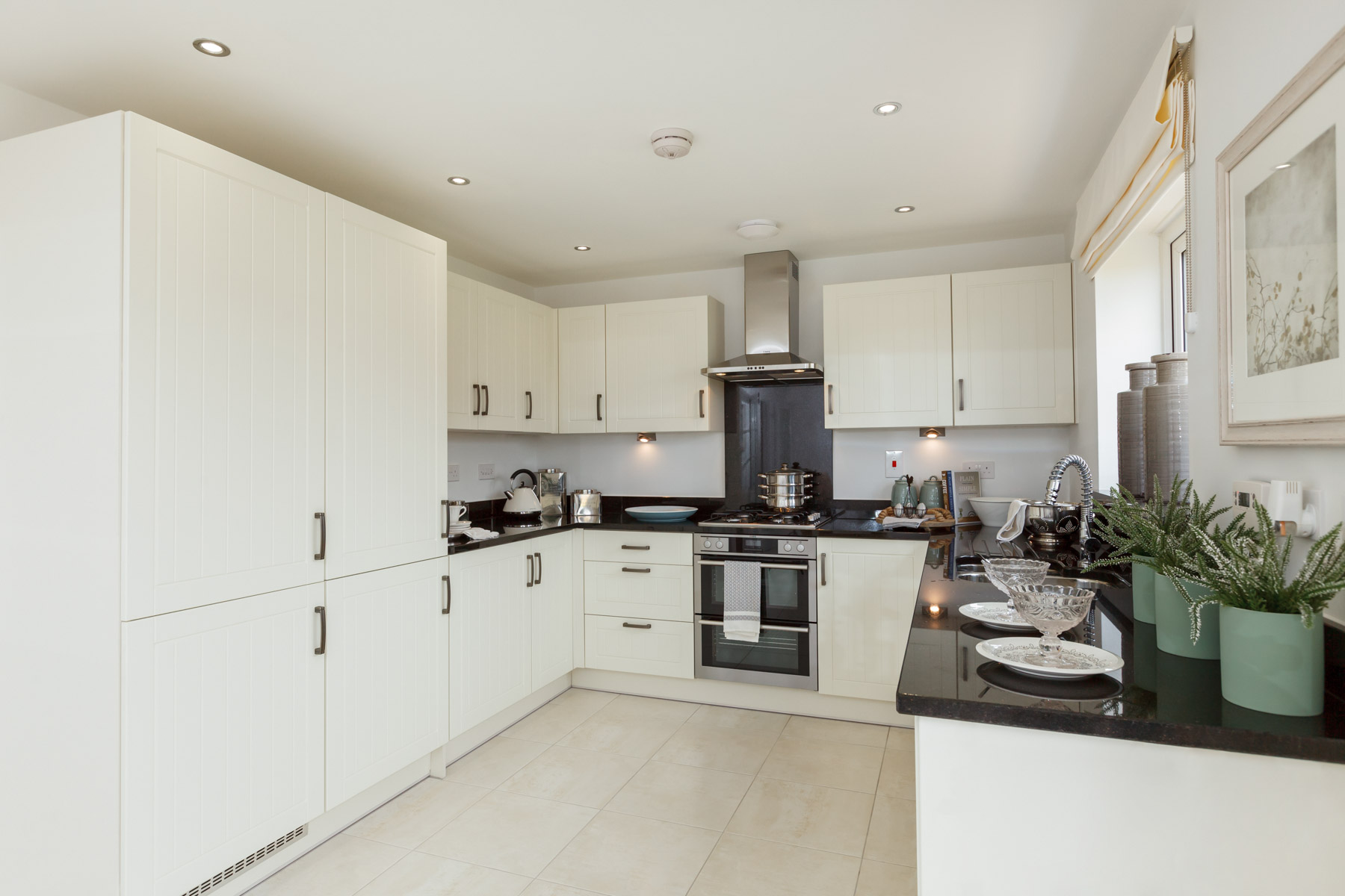 Burntwood Manor - Downham - kitchen