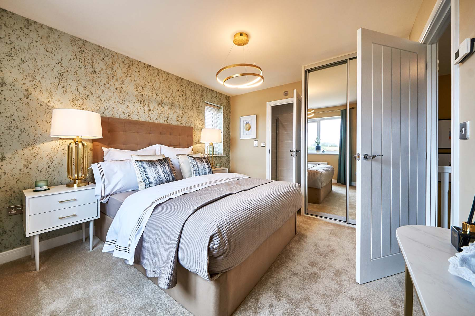 easedale bed 1 showing ensuite
