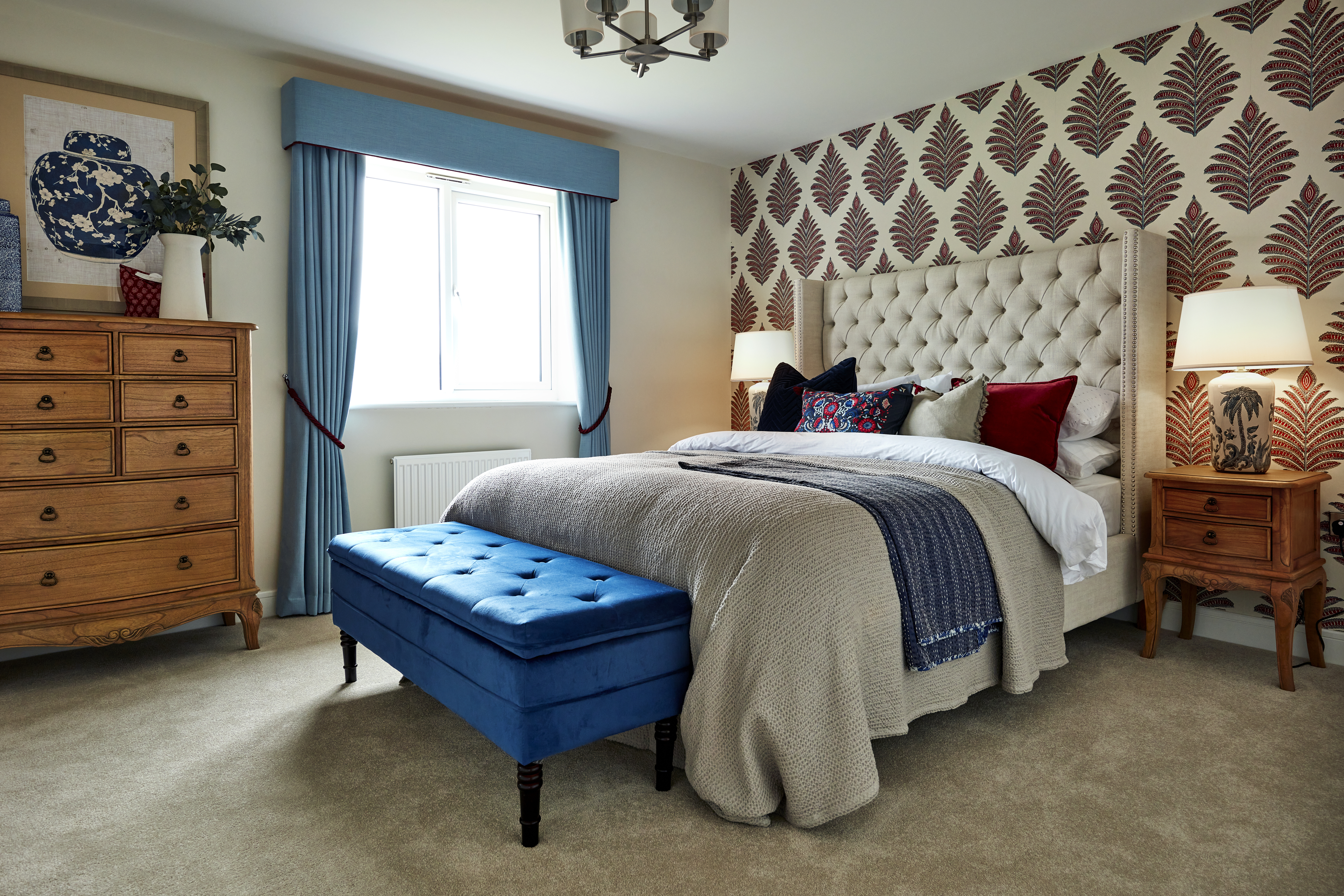 TW Mids Tudor Gate_Stratford upon Avon_NA46_Ransford_Master Bedroom