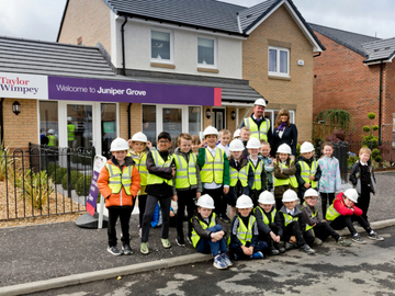 NEWS - Chapellhall primary site visit