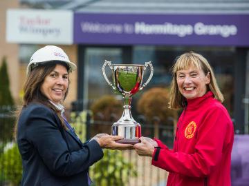 NEWS - TWWS - Babcock Helensburgh trophy