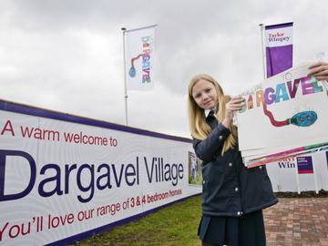 NEWS - TWWS - Dargavel Village Competition