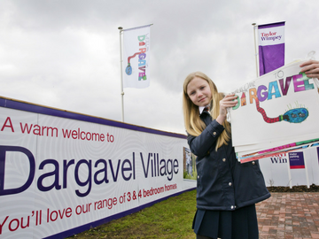 NEWS - TWWS - Dargavel Village Competition