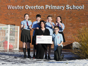 NEWS - TWWS - Local school playground project