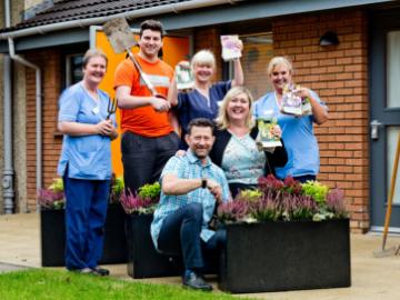 NEWS - TWWS - Paisley bulb planting