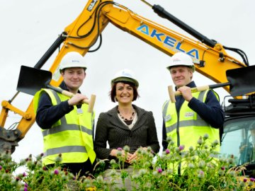 New homes for West Lothian web