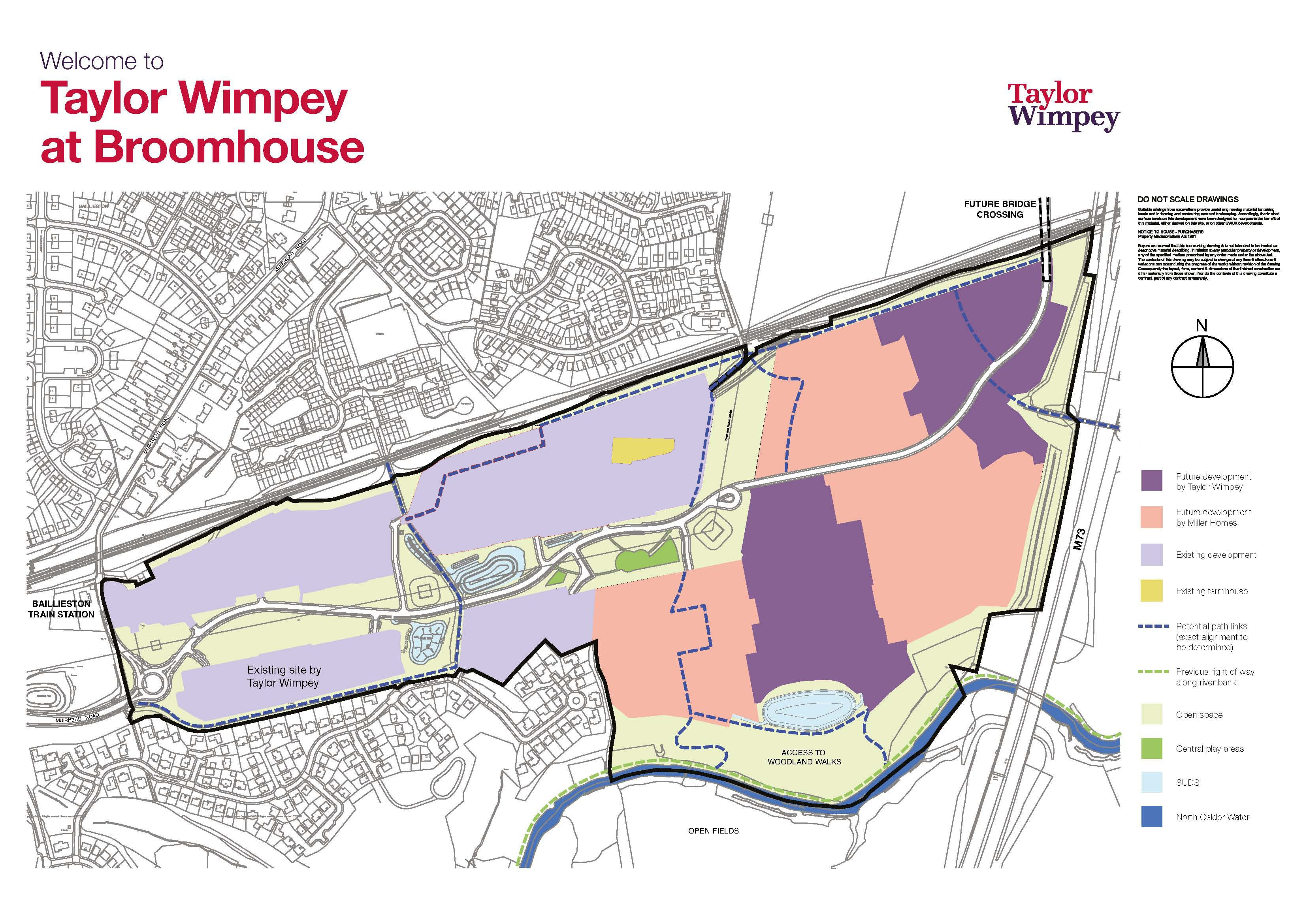 Broomhouse - Sales master plan for wesbite