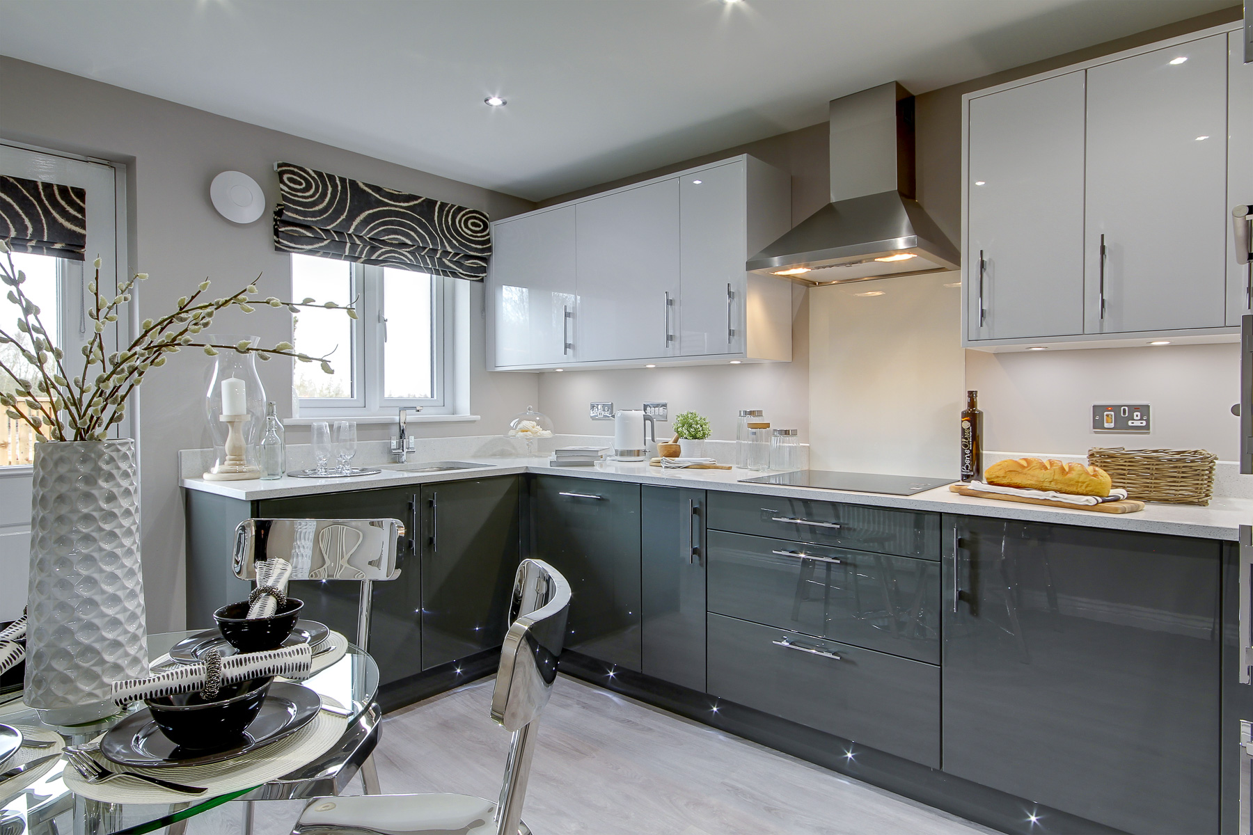 Annsfield Farm - Douglas Kitchen 1