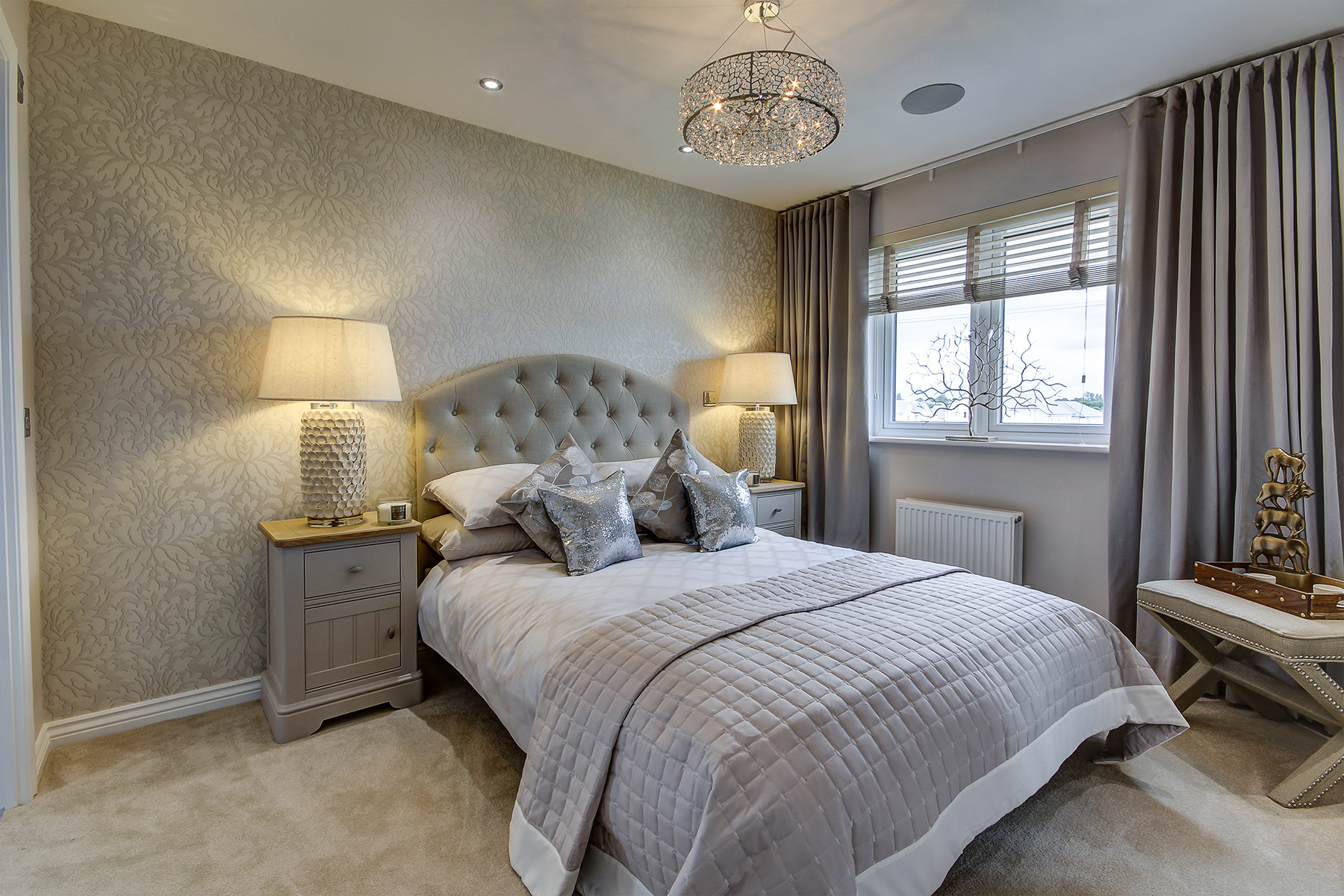 Broomhouse - Douglas - Bedroom 1