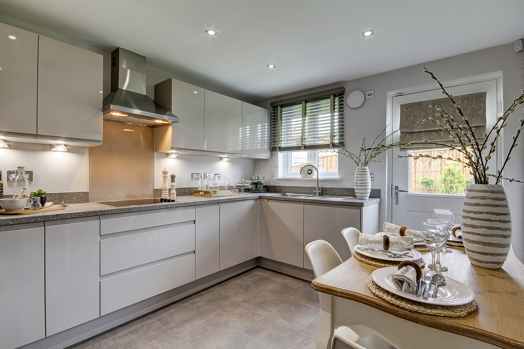 Broomhouse - Douglas - Kitchen 1