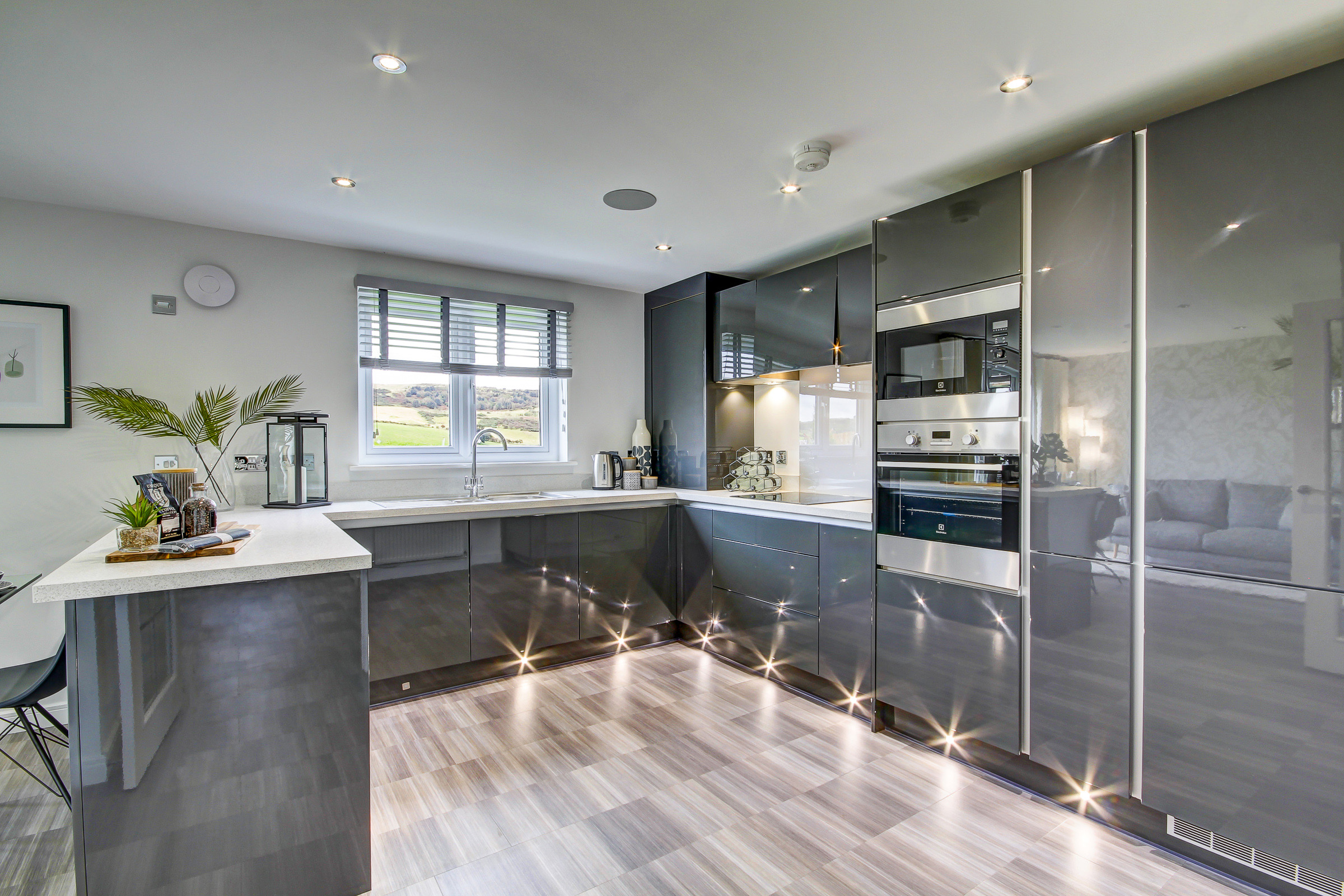 TWWS Kirkton View - Drummond Kitchen 1