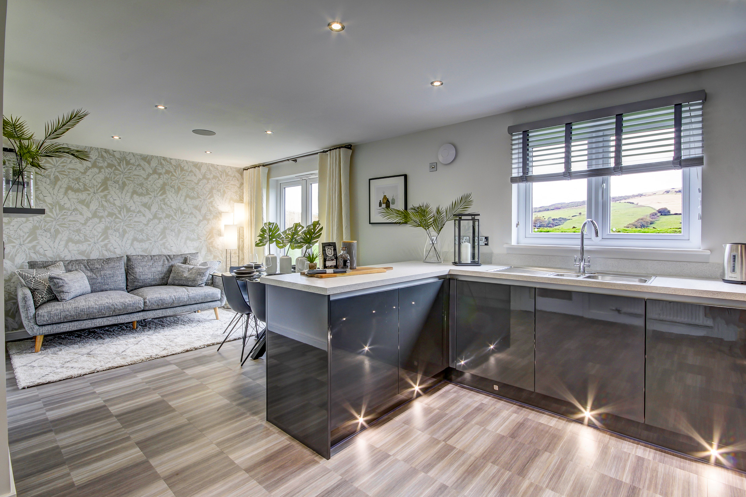 TWWS Kirkton View - Drummond Kitchen Family 1
