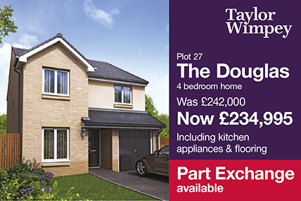 Annsfield Farm Plot 27 The Douglas 234995 with PX