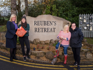 NEWS - TWY - Reubens Retreat Proud