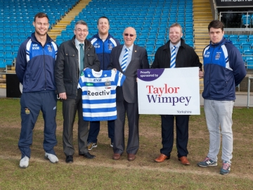 Y  Sowerby Bridge Yorkshire  Halifax RLFC sponsorship  WEBSITE