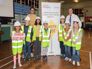 Y  Westways Primary School Sheffield Health and Safety Talk  WEB