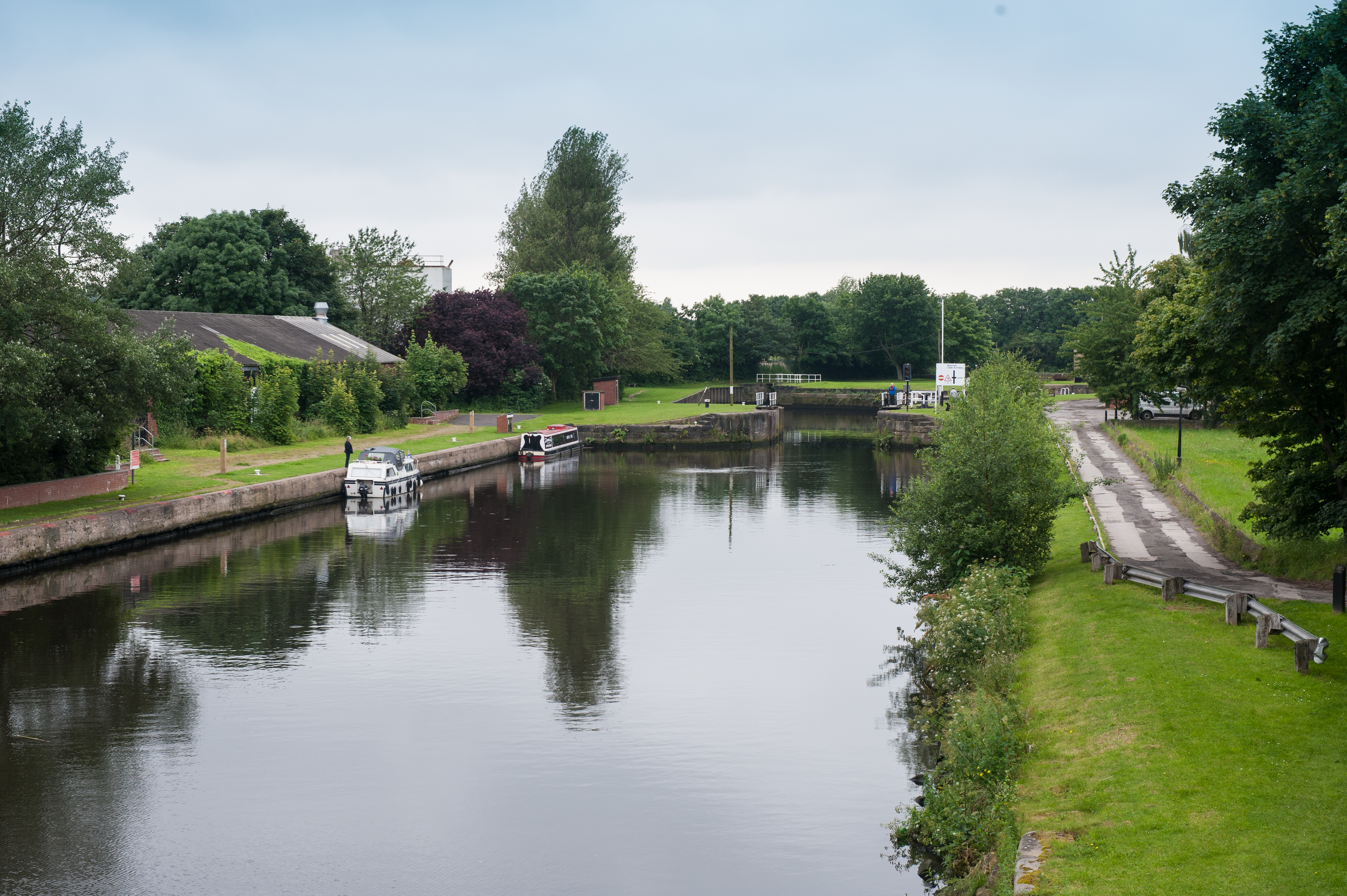 Aire and Calder Navigation nr Leeds1