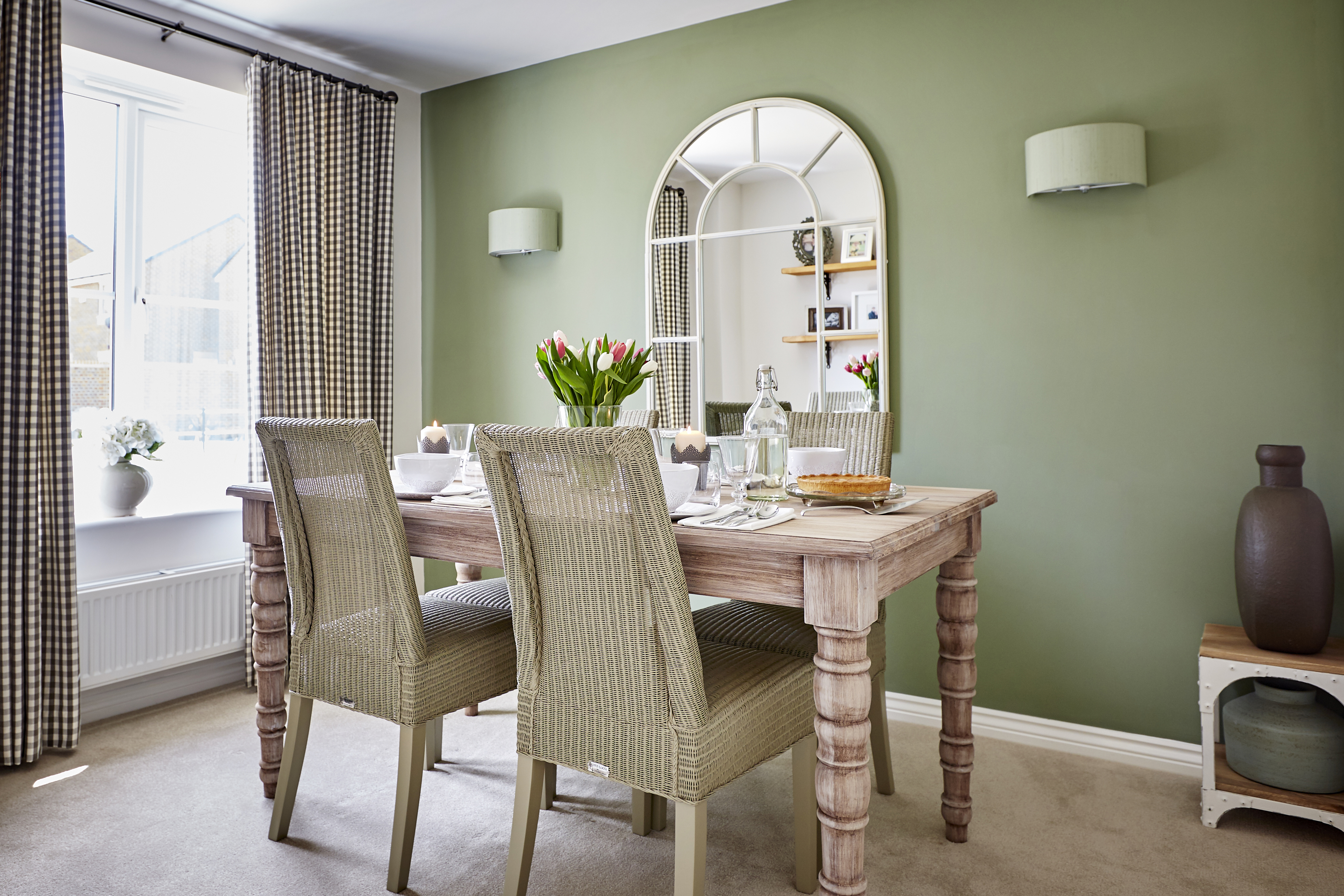 Aldenham_Dining room